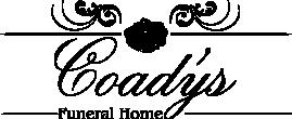 Coadys Funeral Home Logo